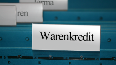Warenkredit